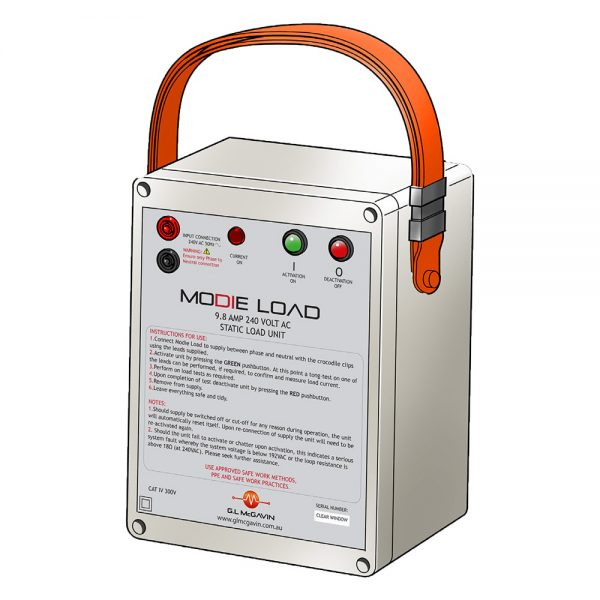 ModieLoad Static Capacitive Load »